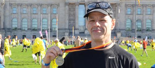 Norbert Piechutta-Semsch – Läufer aus Leidenschaft