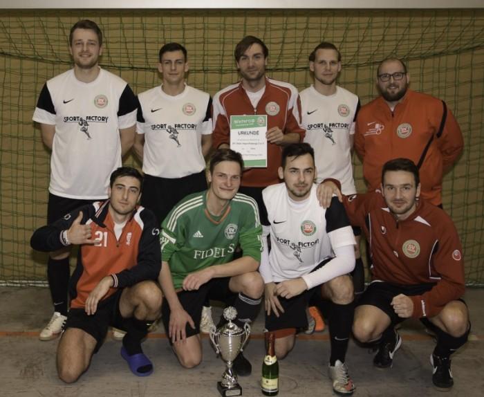 SV Union Heyrothsberge gewinnt Hallenturnier