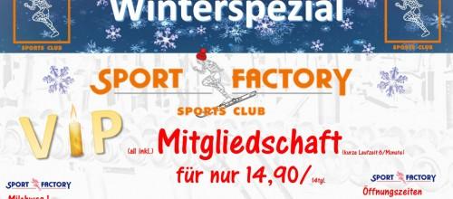+++ Winterspezial +++